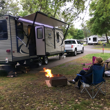 26' Hideout RV Rental | Medford, OR | Sweet Dreams RV Rentals