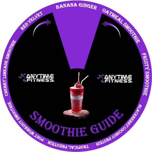 Promotional smoothie mixer calculator