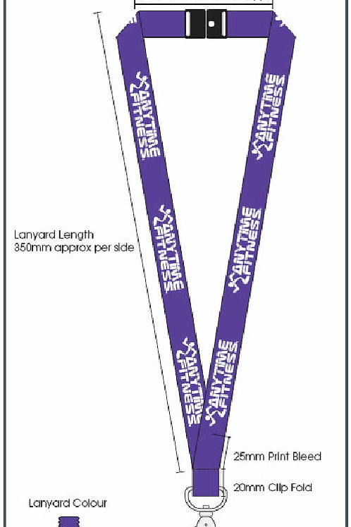 ATF Lanyards