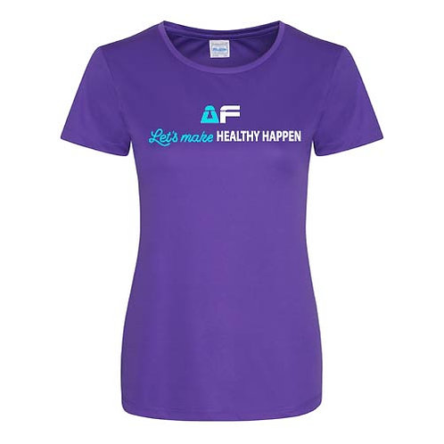 Ladies Smooth Sports T