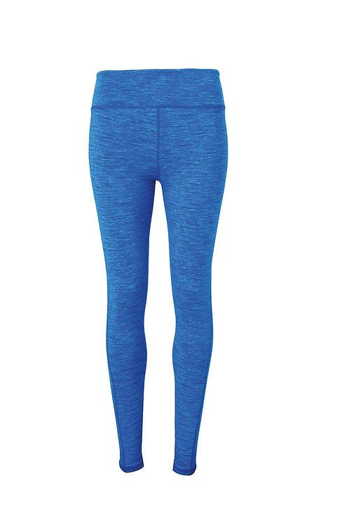 Printed performance leggings