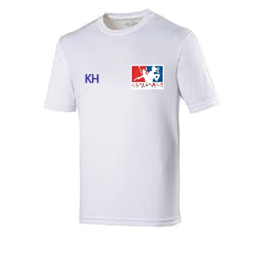 Great Baddow Tennis kids t shirts