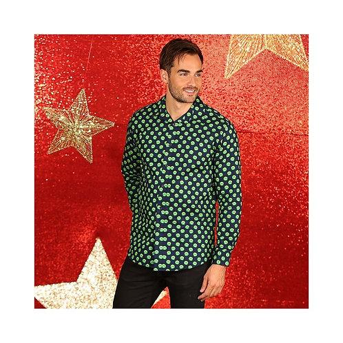 Printed christmas shirts