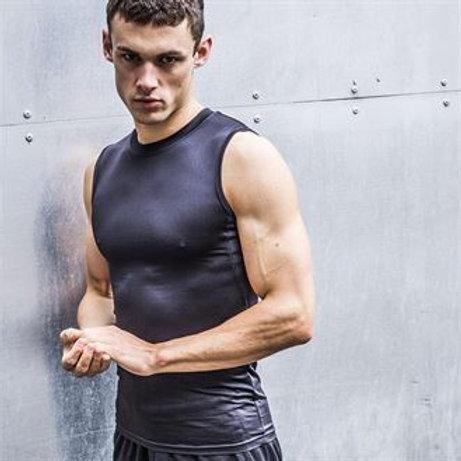 Mens sleeveless performance top