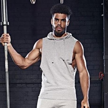 Urban sleeveless muscle vest