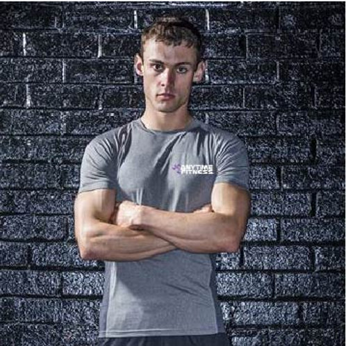 Mens Slim Fit performance tshirt