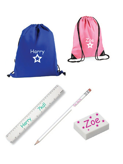£9.99 School Pack