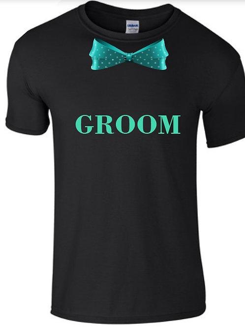 Groom t shirt