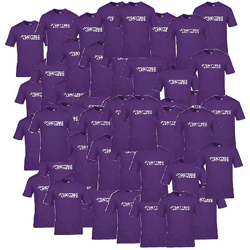 Bundle of 50 t-shirts