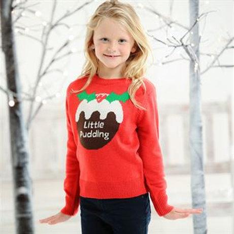 Kids Little pudding jumper