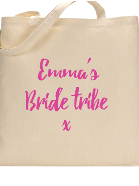 Bride Tribe shopper