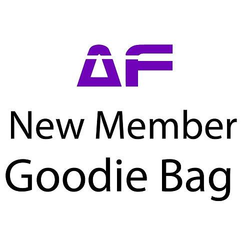 New Member Goodie Bag