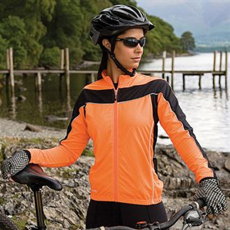 Ladies performance bikewear top