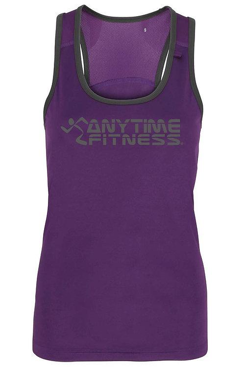 Panelled Fitness Vest