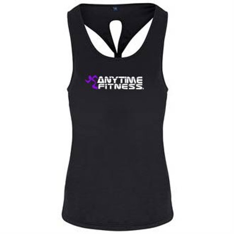 Yoga knot vest