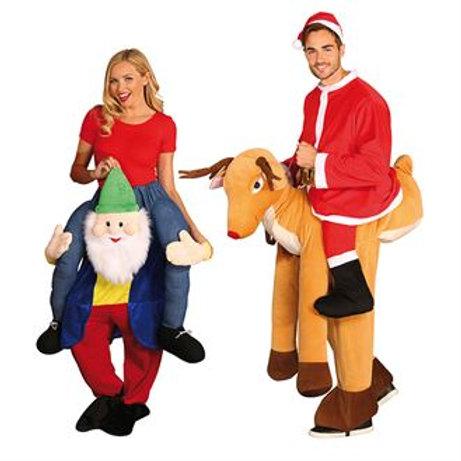 Ride on Costume
