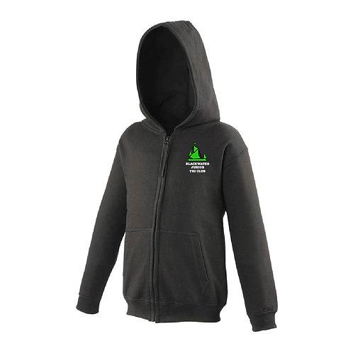 Adult zipped hoodie