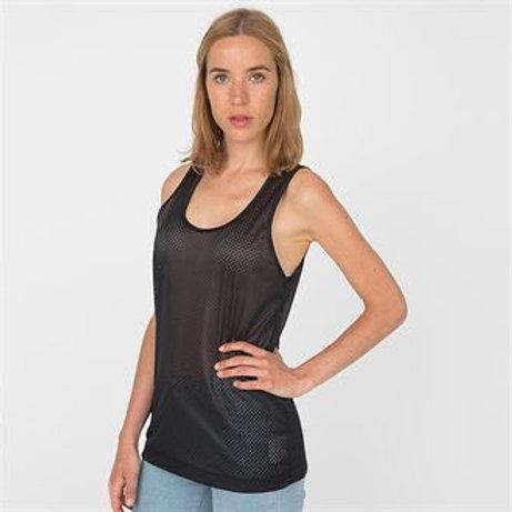 American apparel mesh top