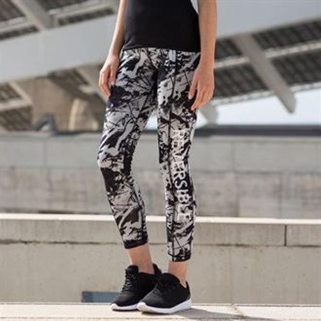 Reversible performance leggings