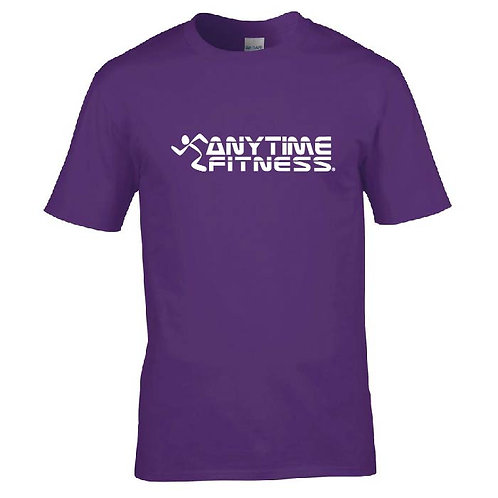 Anytime Fitness Sports fabric t shirt
