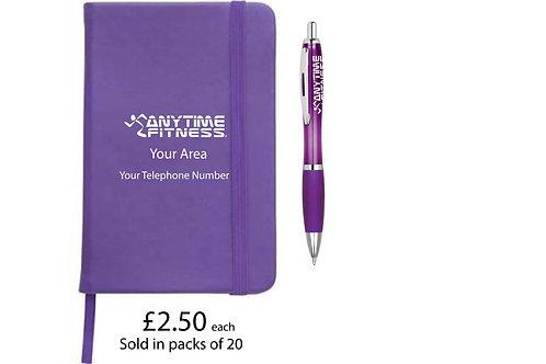 Premium Pad and pen