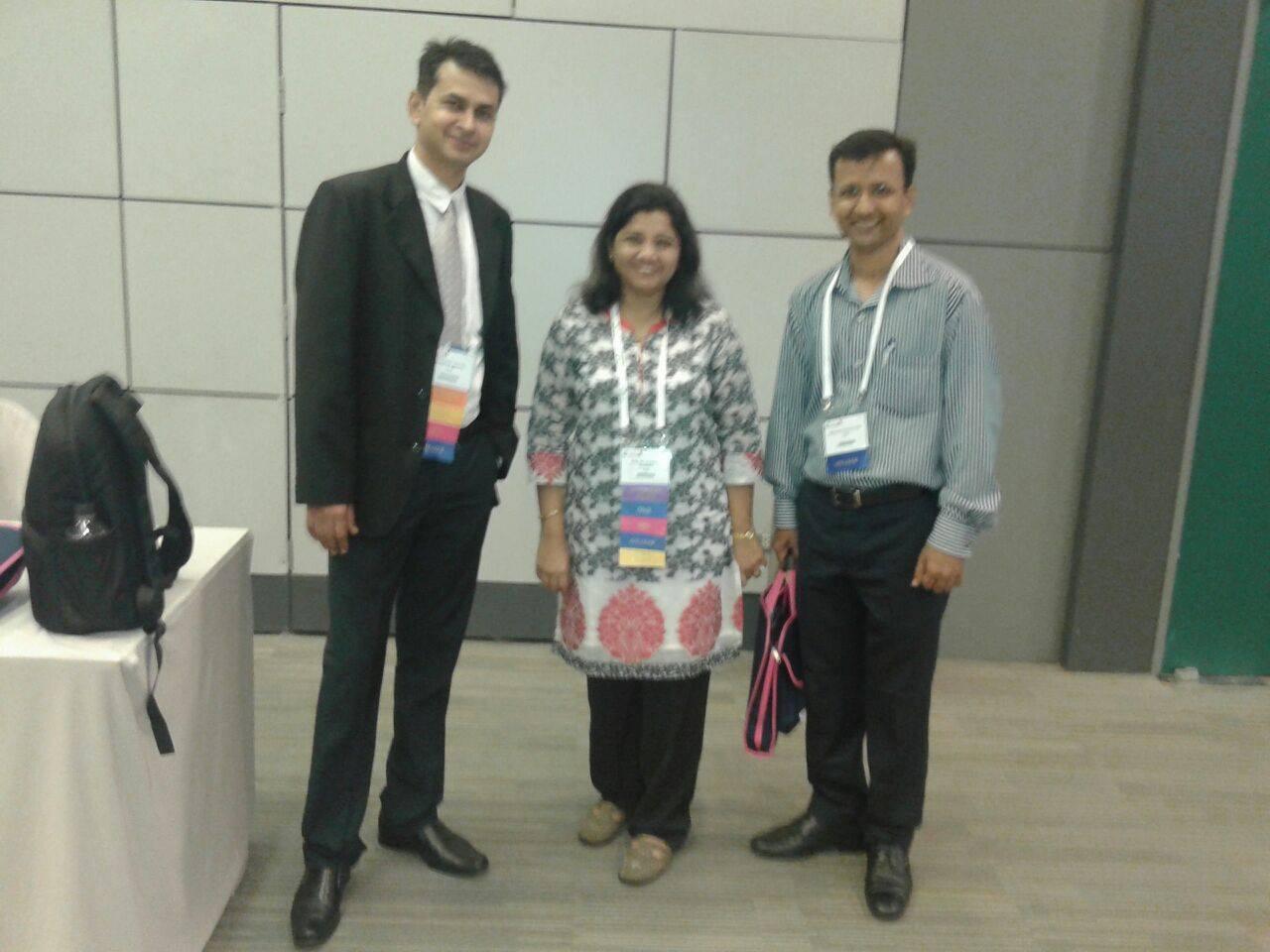 Mr. Pradeep Mishra & Mrs. Manjiri