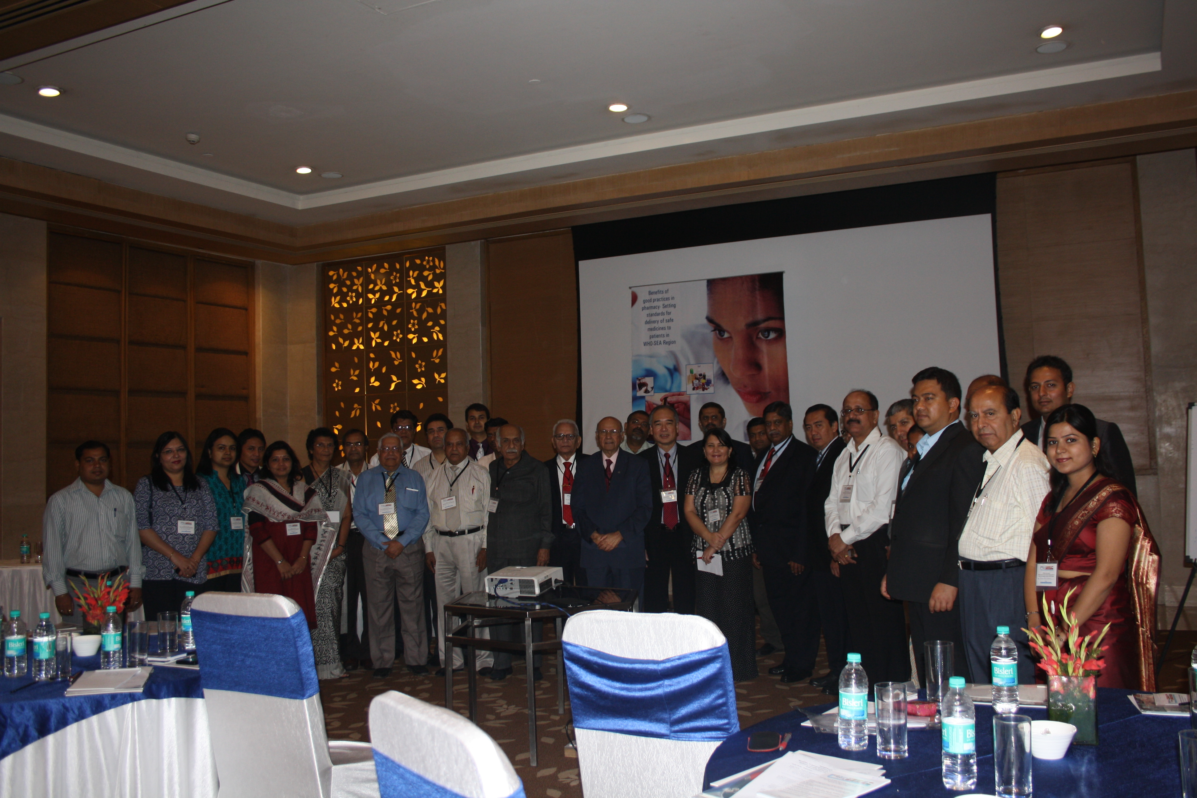 Participants of the GPP Meeting