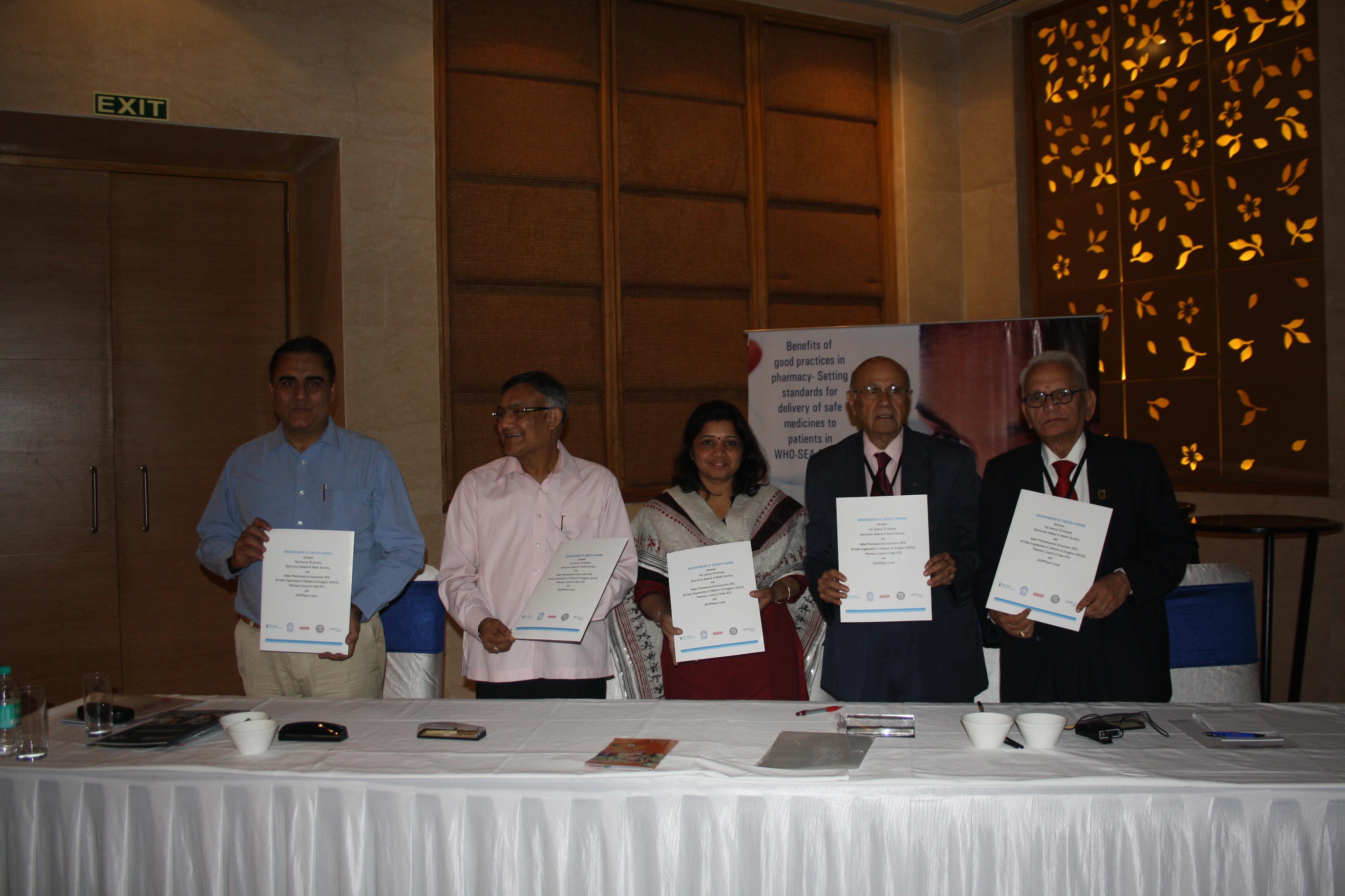 Launch of Publication on GPP