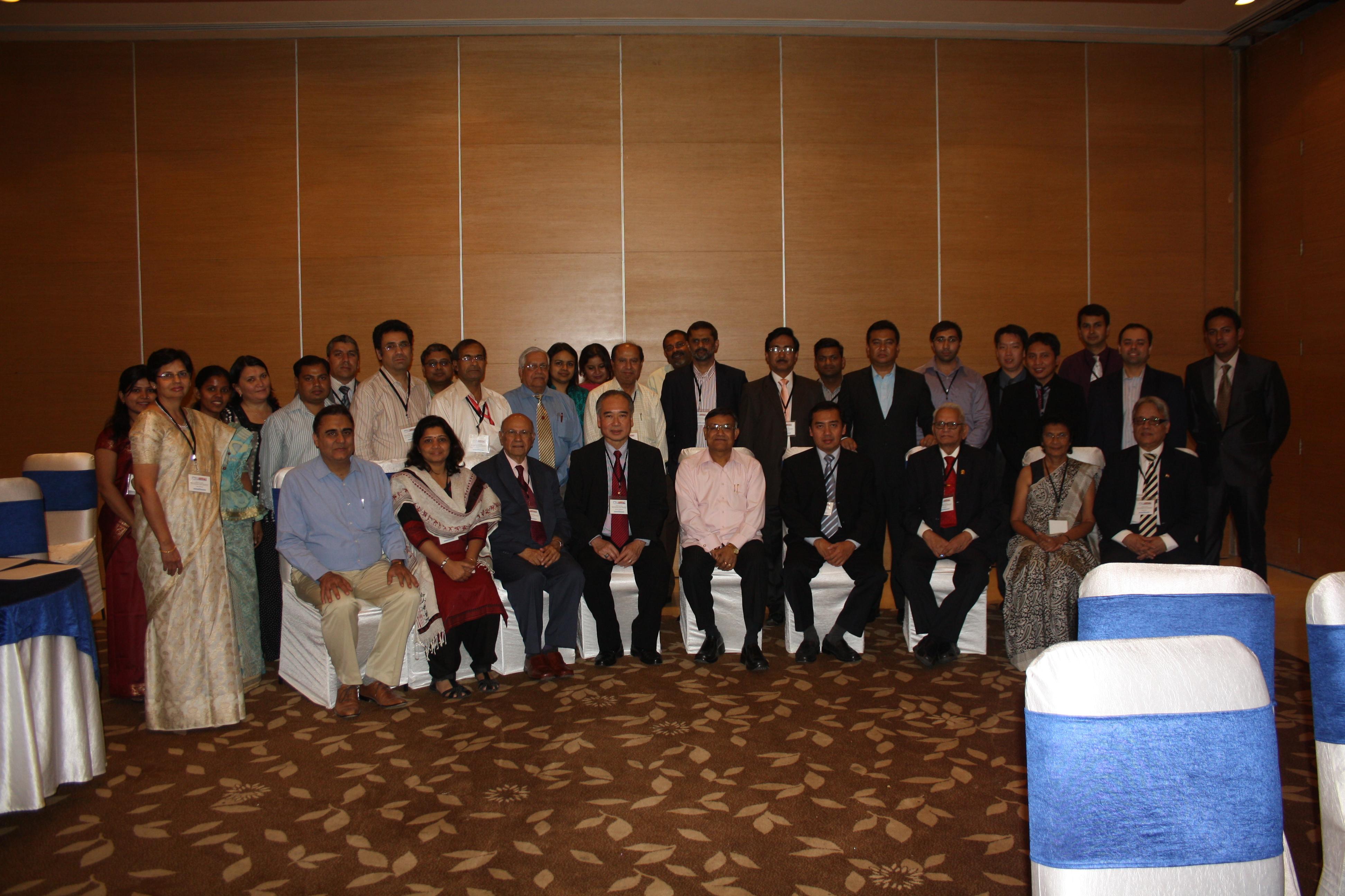 Participant at GPP Meeting