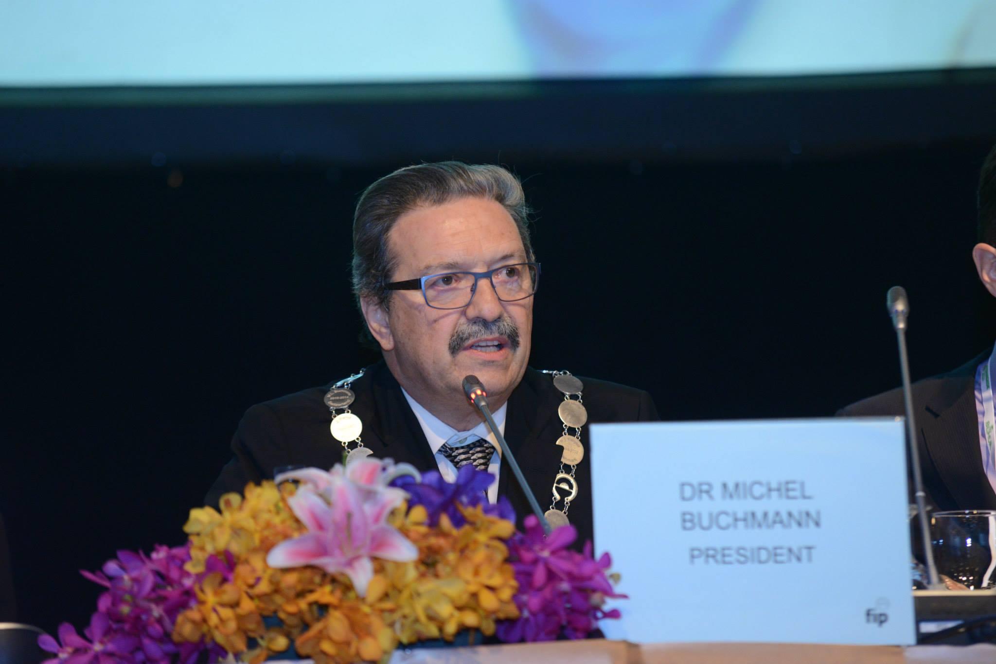 Dr. Micheal Buchmann