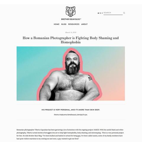 Bro Bear Blog