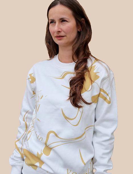 Seek within yourself meditation sweatshirt