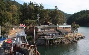 Saturna Island - Lyall Harbour