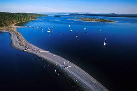 Sidney Spit or Portland Island