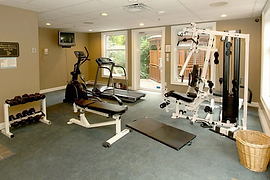 BnB Miraloma gym