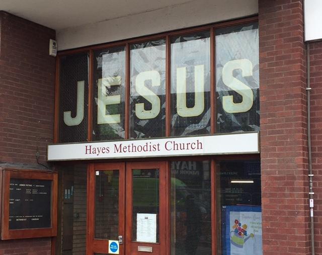 Hayes Methodist Church