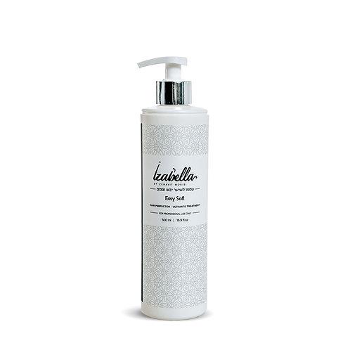 שמפו לשיער יבש ופגום | Easy Soft