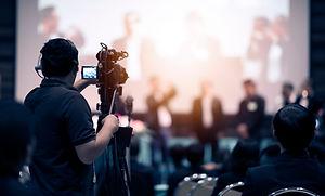 Equipe technique - camera - ingénieurs - photographes