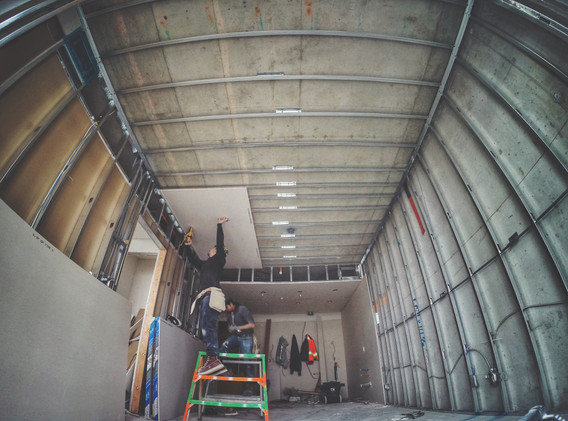 Commercial Drywall Project