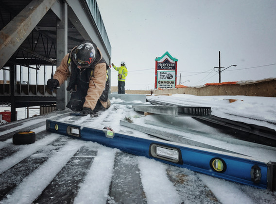 Albertan Winter Project