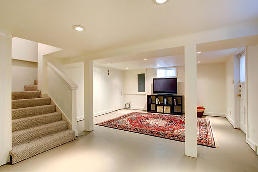 Fully developped basement
