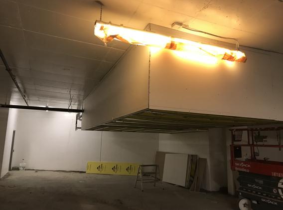 Post Drywall