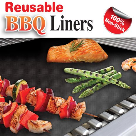 Reusable BBQ Liners Set of 2