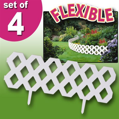 Flexible Inter Locking Garden Borders