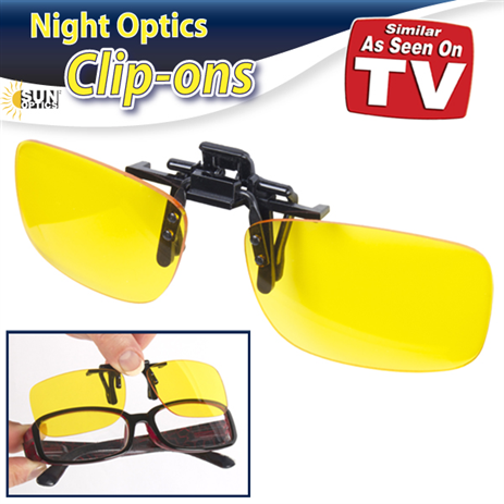 Night Optics Clip-ons