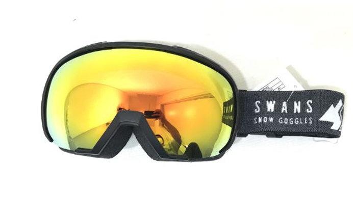SWANS  080-MDHS OTG  眼鏡対応  :ブラック
