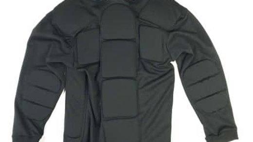 bip  Jr PROTECTIVE  SHIRT カラー:BLACK size   150/キッズ・ジュニアの上半身をガード ムレにくい・通気性抜群・速乾