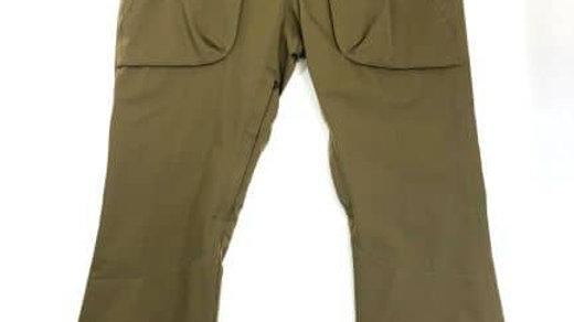 SP-design  SP-DESIGN  B-CUP PANTS  カラー:BROWN   L  size  / ストレッチ スノーボード スキー ウェア