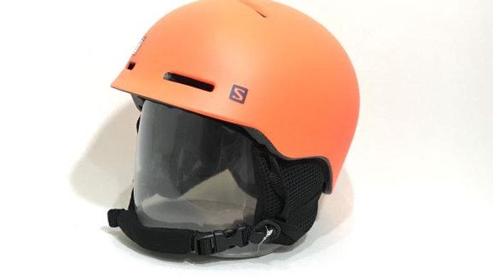 Salomon   子供用ヘルメット /  GROM   Flame   サイズ  KS