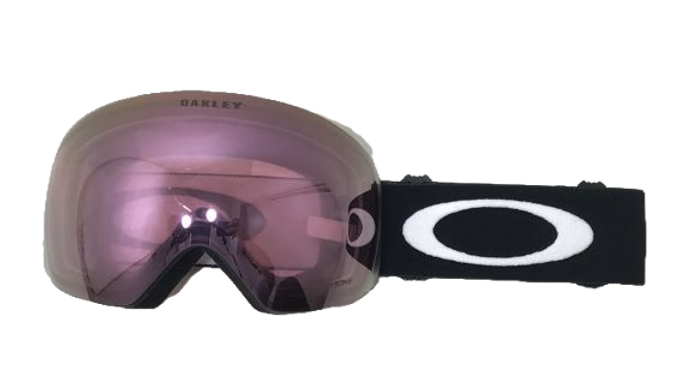 OAKLEY FLIGHTDECK   :  Prizm Snow Hi Pink Iridium  / Matte Black